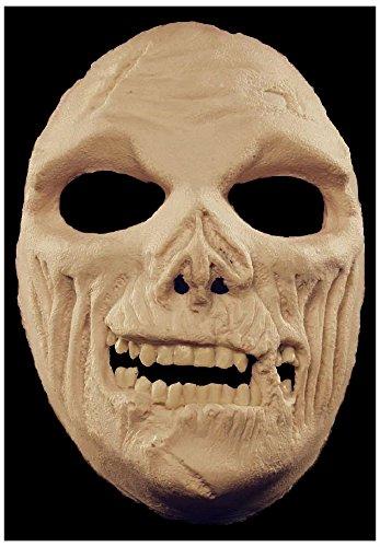 [Prosthetic Zombie Full Face] (Zombie Prosthetics)