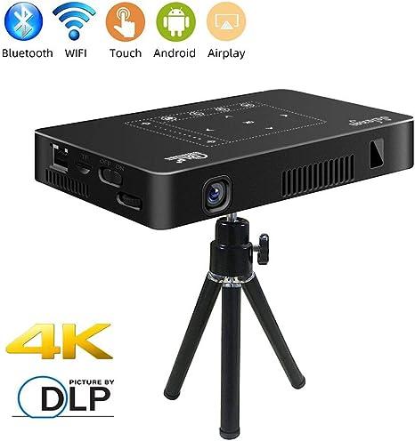 Amazon.com: SALANGE Mini Digital Android Smart WiFi 1080p ...