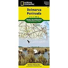 Delmarva Peninsula: Delaware, Maryland & Virginia, USA