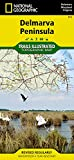 772- Delmarva Peninsula: Delaware, Maryland & Virginia (National Geographic Trails Illustrated Map)