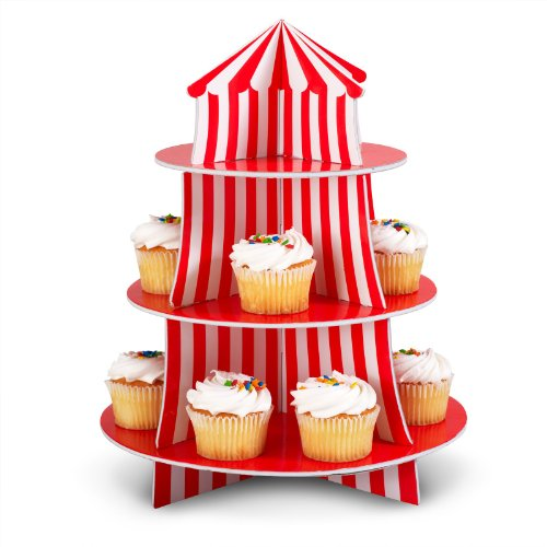 Fun Express FNEIN 3 2333 Cupcake