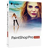 Corel PaintShop Pro 2018 Photo Editing and Graphic Design Suite for PC