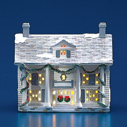 Department 56 Snow Village ''Cumberland House''