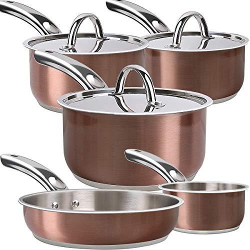 Lightning Deal Induction Cookware Set