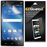 (6-Pack) EZGuardZ Screen Protector for ZTE ZMax 2 Z958 (Ultra Clear)