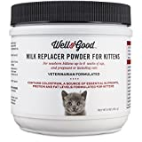 Well & Good Milk Replacer for Kittens, 6 OZ, 6 FZ