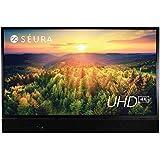 Séura Shade Series 65-Inch Weatherproof 4K Ultra HD Outdoor TV with Soundbar (2019)