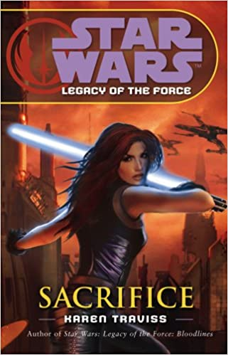 Book Star Wars: Legacy of the Force 5 - Sacrifice