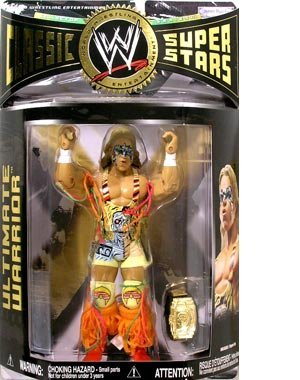 WWE Classic Superstars Series 14 > Ultimate Warrior Action Figure