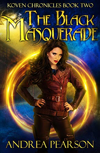 The Black Masquerade (Koven Chronicles Book - Inch Mosaic 2