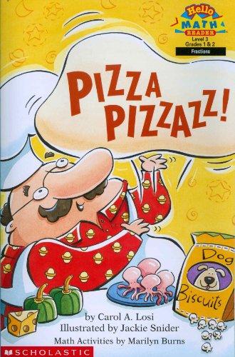 Pizza Pizzazz! (Hello Reader! Math, Level 3, Grades 1 & 2)