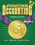 Century 21 Accounting for Texas General Journal 9780538437349