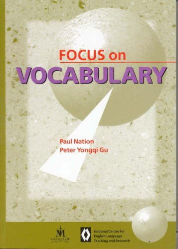 Focus on Vocabulary Focus on Vocabulary