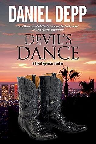 book cover of Devil\'s Dance