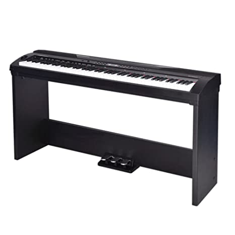 Medeli – Piano Digital SP3000 con soporte y pedales
