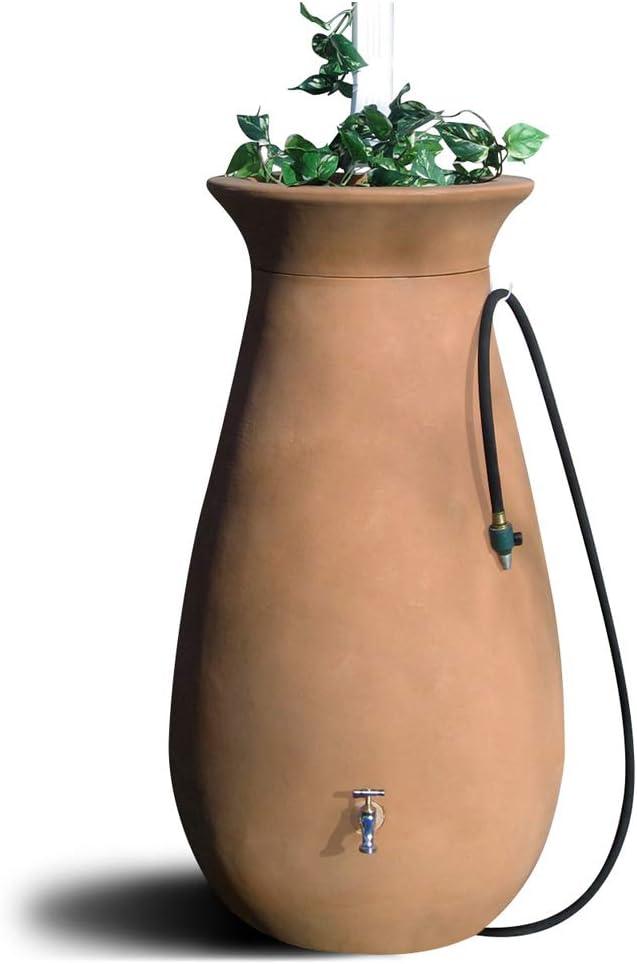 Algreen 81001 Rain Water Collection Barrel