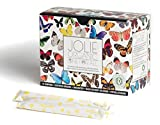JOLIE ORGANIC Tampons with Applicator - 18 Regular - Multi-Colored Box…