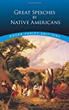 : Great Speeches by Native Americans (Dover Thrift Editions)