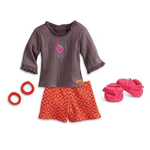 American Girl Saige - Saige's Pajamas for 18