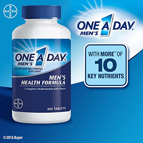 one-a-day-multivitamin-mens-health-formula-special-economysize-pack-of-300-tablet-bottle-total