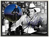 #6: George Straight Limited Edition Signature Series Picture Disc CD Collectible Music Display Gift