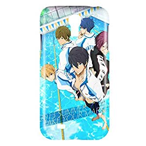 Free! - Eternal Summer Snap on Plastic Case Cover Compatible with Samsung Galaxy S4 GS4