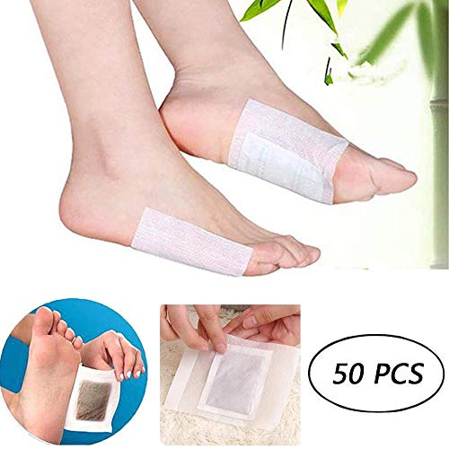 affordable Foot Pads - FDA Foot Care - 50 Adhesive Sheets and 50 Foot Pads