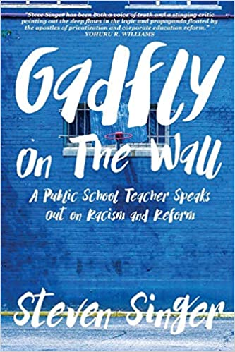 Author Of Fight For Best Charter Public >> Amazon Com Gadfly On The Wall A Public School Teacher Speaks Out