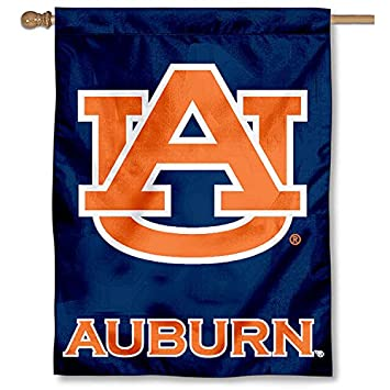 amazon com college flags and banners co auburn university tigers