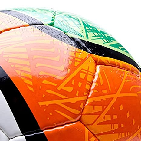 PENALTY Sala MAX 200, Balón, Blanco-Naranja-Verde: Amazon.es ...