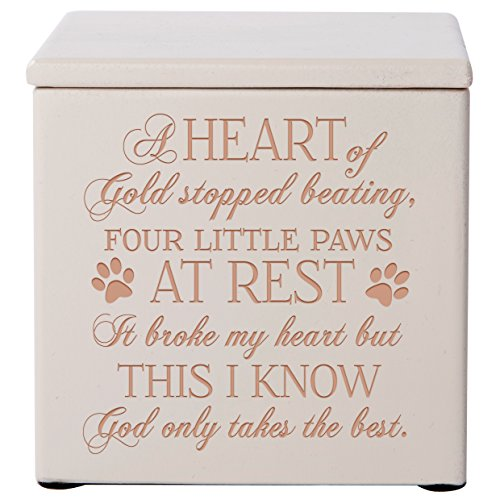 pet memorial urn for large dogs - 8