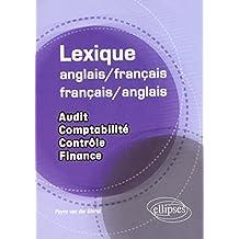 Lexique A/f-f/a Audit, Comptabilite, Controle, Finance