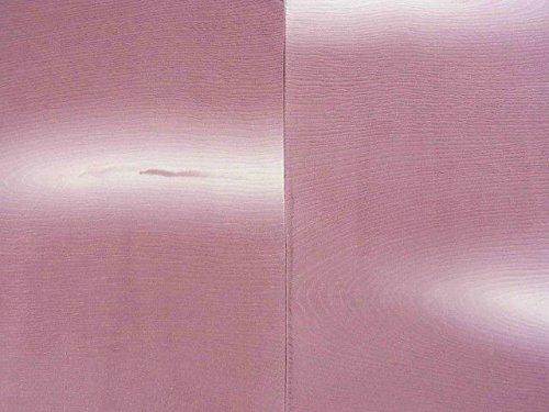 リサイクル 着物 小紋 水紋にぼかし染め 正絹 袷 裄62cm 身丈148cm