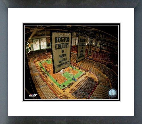 Boston Garden Boston Celtics Framed Picture 8 x - Boston Framed Celtics