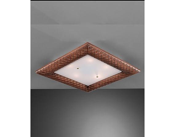 Plafoniere Per Camera Da Letto Classica : La lampada incisa plafoniera moderna e classica in legno punti