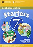 Cambridge Young Learners English Tests 7 Starters Student's Book, Cambridge ESOL, 0521173671