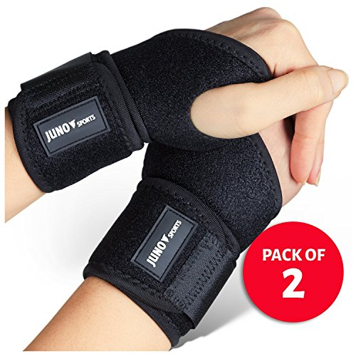 JunoSports Adjustable Athletic Tendonitis Weightlifting product image