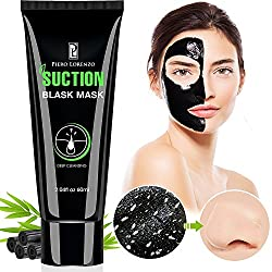 Piero Lorenzo Activated Charcoal Black Mask Review