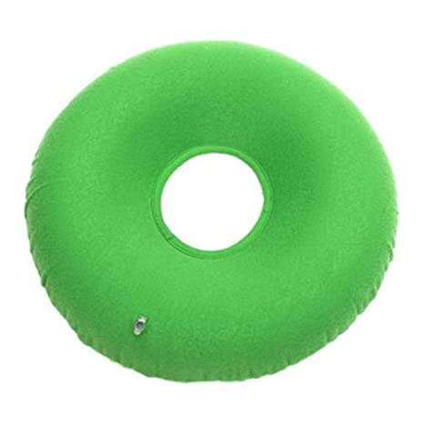 Donut Round Air Cushion - Cojín Inflable Donut Con Tubo ...