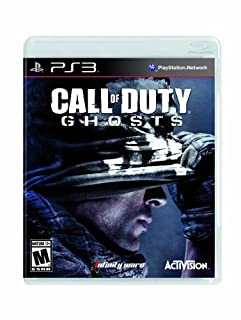 Call of Duty Ghosts - PS3 [Digital Code] (B00GGUVS5Y) | Amazon price tracker / tracking, Amazon price history charts, Amazon price watches, Amazon price drop alerts