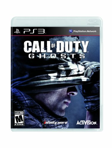 Call of Duty Ghosts - PS3 [Digital Code] by Activision