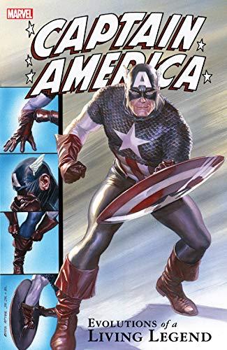 Captain America: Evolutions Of A Living -