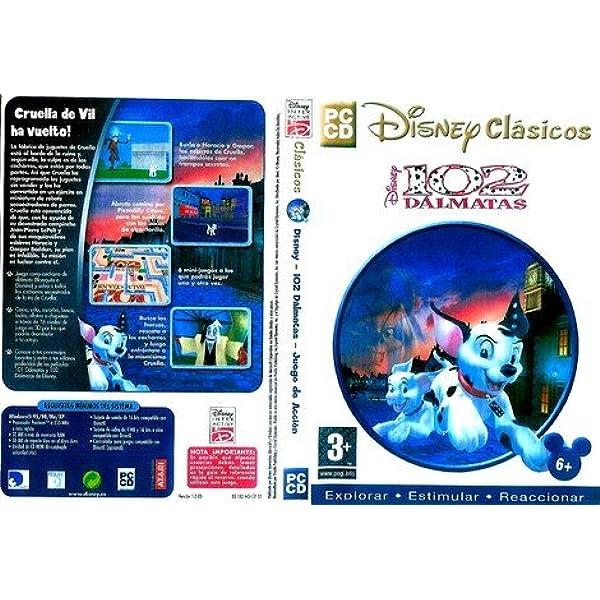 102 DALMATAS, CACHORROS AL RESCATE PC CD-ROM: Amazon.es: Juguetes y juegos