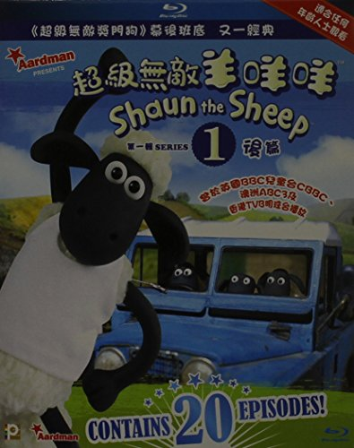 Shaun the Sheep Series 1 - VOL. III & IV[Blu-ray]