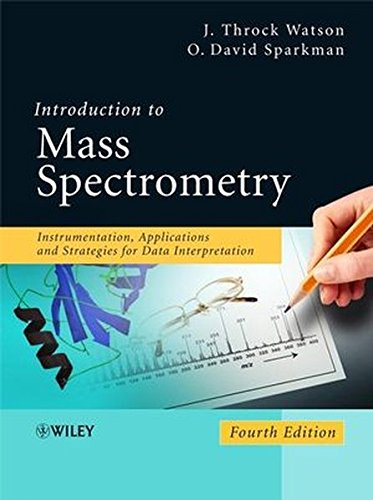 Introduction To Mass Spectrometry (Cl)