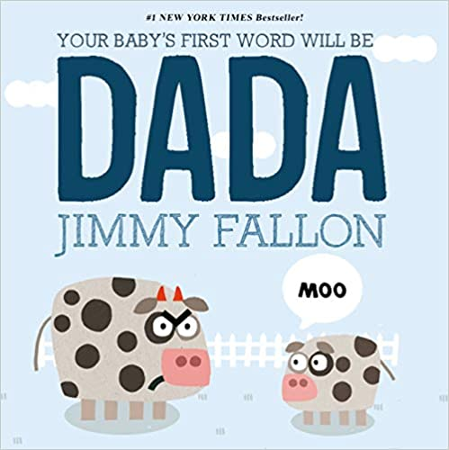 Book cover of Jimmy Fallon book