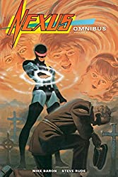 Image of the product Nexus Omnibus Volume 2 that is listed on the catalogue brand of Dark Horse Comics.