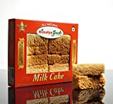 HIMALYA FRESH Milk Cake 14 oz – Premium Authentic, Luxurious Sweet Made With Pure Grass fed water Buffalo Milk and sugar (just two ingredients) – No Fillers Or Preservatives (1 Box)