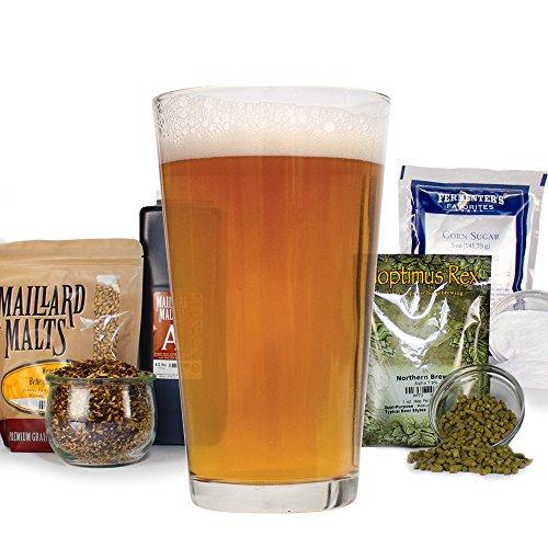 California Pale (California Common (Hybrid Beer) - Homebrew Beer Recipe Kit - Malt Extract)