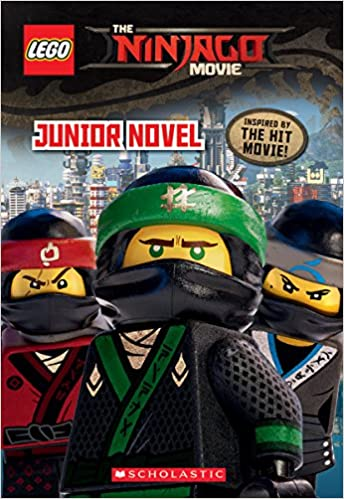 Junior Novel (The LEGO NINJAGO MOVIE): Kate Howard, Scholastic ...